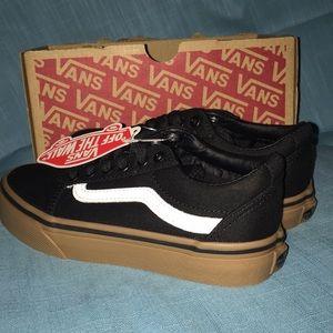 Vans Shoes - NWT Vans Boys Skate Shoes